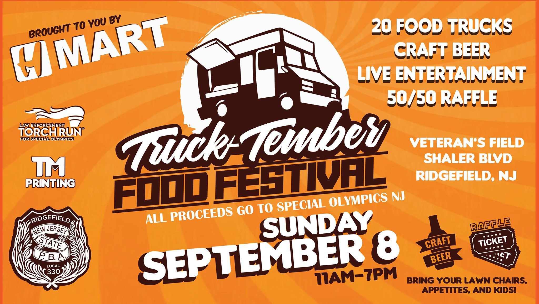 New Jersey Food Truck Events